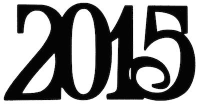 2015 Scrapbooking Laser Cut Title