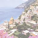 Amalfi Coast 12x12 Scrapbooking Paper