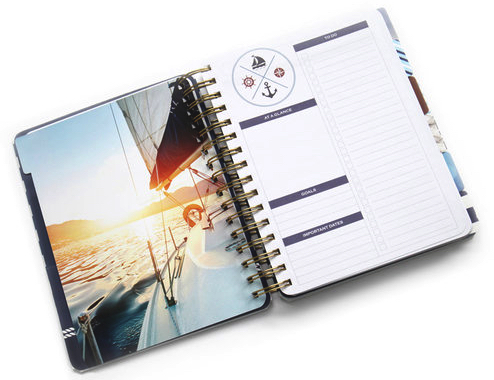 Anchors Away Planner Image