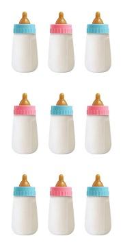 Baby Bottles Scrapbooking Mini Stickers