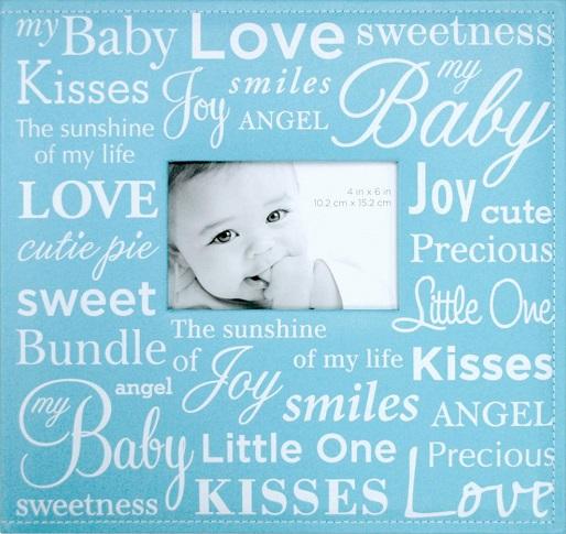 Baby Stickers For Scrapbooking Baby Boy 12x12 Scrapbook Album