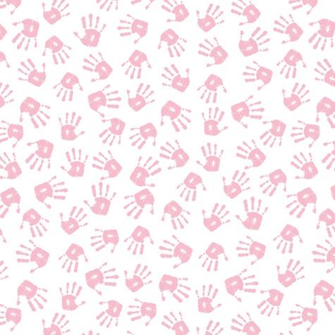 Baby Girl Prints 12x12 Scrapbooking Paper