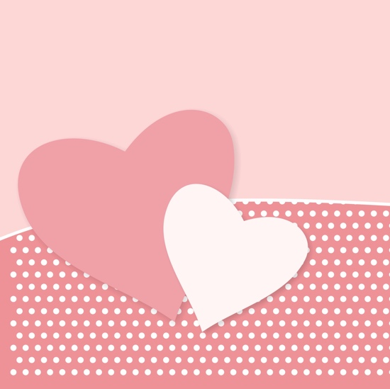 BULK BUY Baby Girl Hearts 12x12 Scrapbooking Paper - 25 Sheets