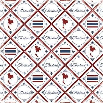 Discover Thailand 12x12 Scrapbooking Paper