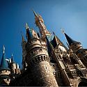 Disney Castle 12x12 Scrapbooking Paper