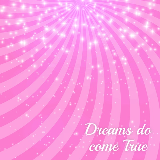 Dreams Do Come True 12x12 Scrapbooking Paper