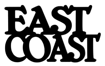 East Coast Scrapbooking Laser Cut Title