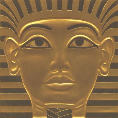 Egypt King Tut 12x12 Scrapbooking Paper