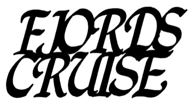 Fjords Cruise Laser Cut Scrapbooking Title