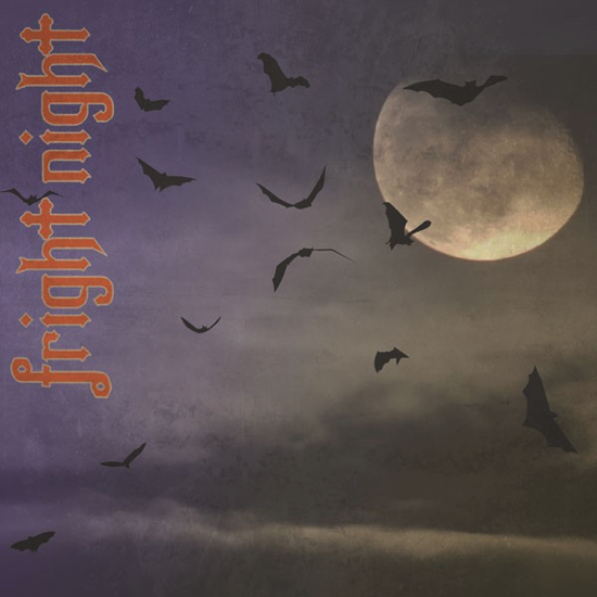 Fright Night 12x12 Scrapbooking Paper