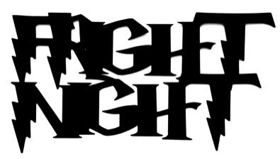 Fright Night Scrapbooking Laser Cut Title