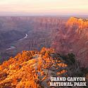 Grand Canyon National Park 12x12 Scrapbooking Paper
