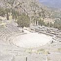 Greece Delphi Theatre 12x12 Scrapbooking Paper