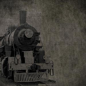 Hogwarts Express Scrapbooking Paper