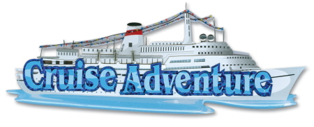 Cruise Adventure Title Jolees 3D Scrapbooking