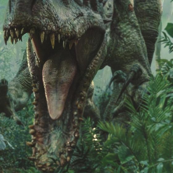 Jurassic World 12x12 Scrapbooking Paper