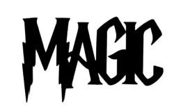 Magic Scrapbooking Laser Cut Title