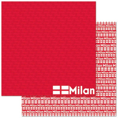 Milan 12x12 Double Sided Scrapbooking Paper
