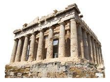 Parthenon Scrapbooking Die Cut