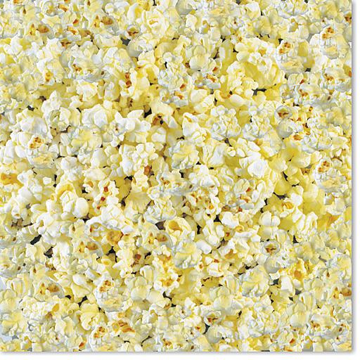 Popcorn 12x12 Scrapbooking Paper