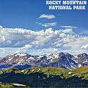 Rocky Mountains 12x12 Scrapbooking Paper