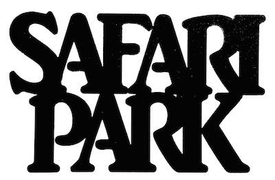 Safari Park Scrapbooking Laser Cut Title