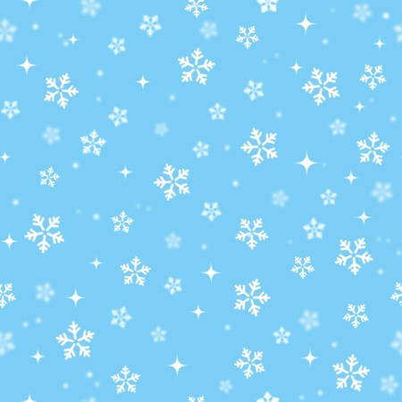 BULK BUY Snowfall 12x12 Scrapbooking Paper - 25 Sheets