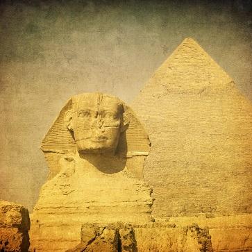 Sphinx 12x12 Scrapbooking Paper