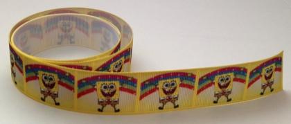 Sponge Bob Self Adhesive Scrapbooking Ribbon