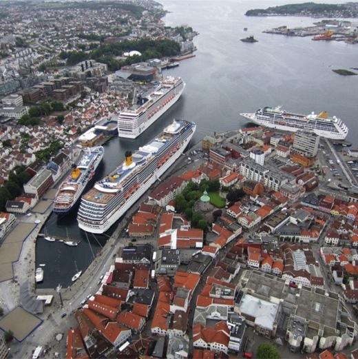 Stavanger 12x12 Scrapbooking Paper