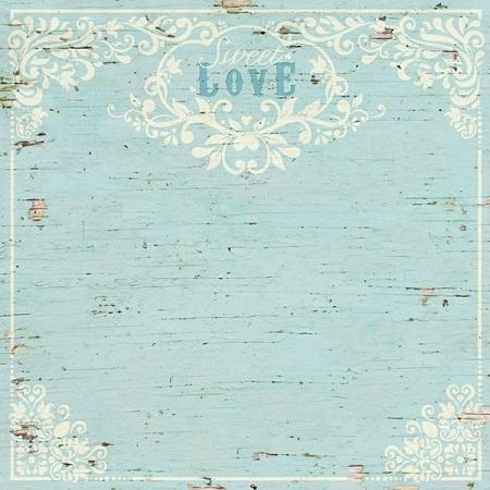 Sweet Love 12x12 Scrapbooking Paper