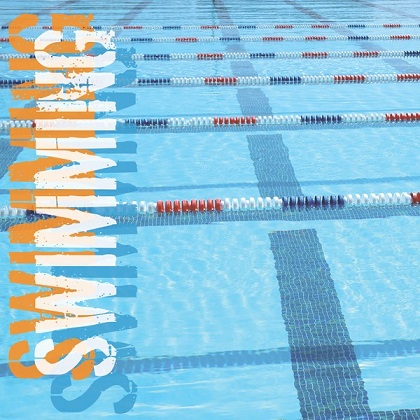 Swimming pool scrapbooking paper scrapbook stickers How to make swimming pool with paper