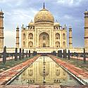 Taj Mahal 12x12 Scrapbooking Paper