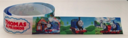 Thomas the Tank Engine Self Adhesive Scrapbooking Ribbon