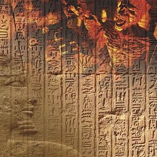 Universal Mummy 12x12 Scrapbooking Paper