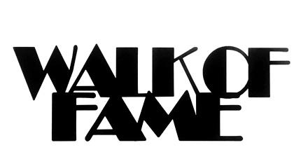 Walk of Fame Scrapbooking Laser Cut Title