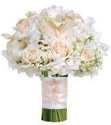 Wedding Flowers Glitter Die Cut Scrapbooking Sticker