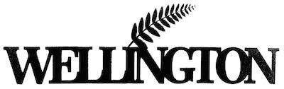 Wellington Scrapbooking Laser Cut Title with Leaf