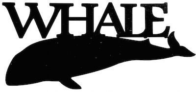 Whale Scrapbooking Laser Cut Title with Whale