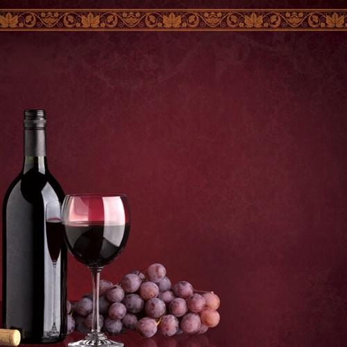 Wine 12x12 Scrapbooking Paper