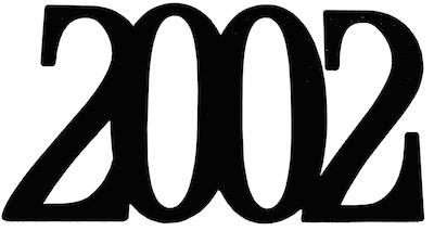 2002 Scrapbooking Laser Cut Title