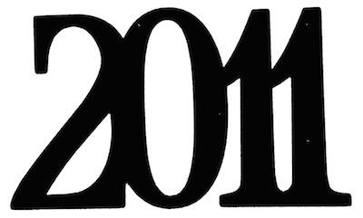 2011 Scrapbooking Laser Cut Title