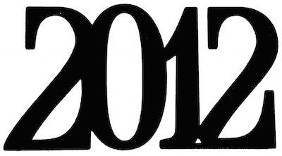2012 Scrapbooking Laser Cut Title