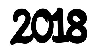 2018 Scrapbooking Laser Cut Title