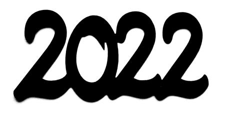 2022 Scrapbooking Laser Cut Title