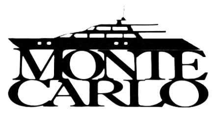 Monte Carlo Scrapbooking Laser Cut Title with Boat