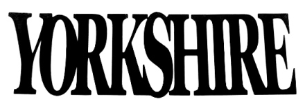 Yorkshire Scrapbooking Laser Cut Title