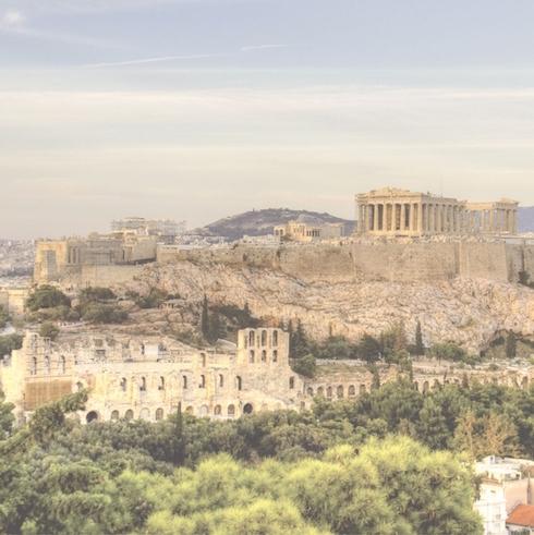Acropolis 12x12 Scrapbooking Paper