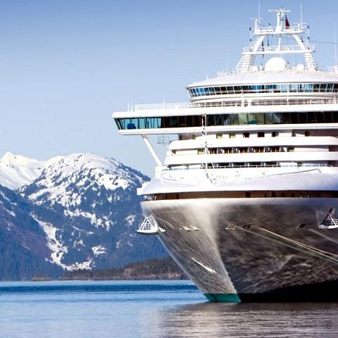 Alaska Cruise 12x12 Scrapbooking Paper