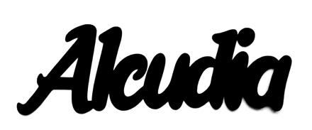 Alcudia Scrapbooking Laser Cut Title
